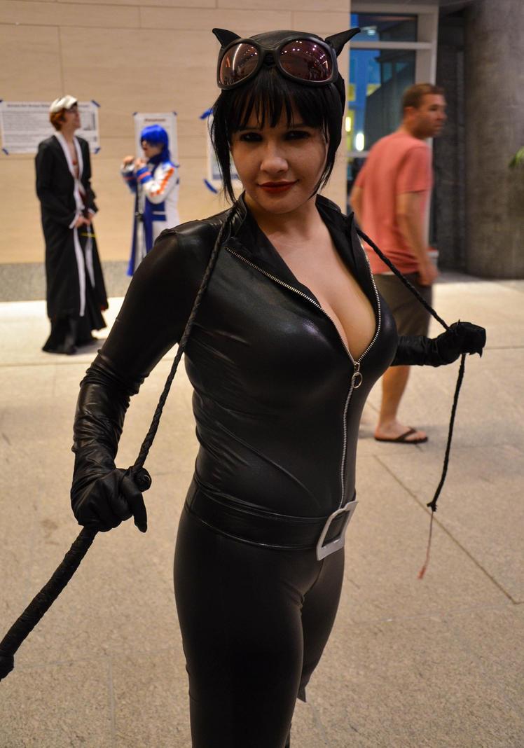 Animazement 2012 - Catwoman by Andashd