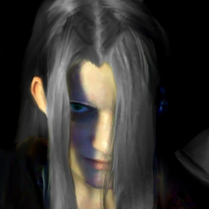 Lamer Sephiroth Cosplay by TwineoftheTwelve