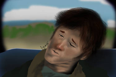 Haley Joel Osment [Speedpaint] by TwineoftheTwelve