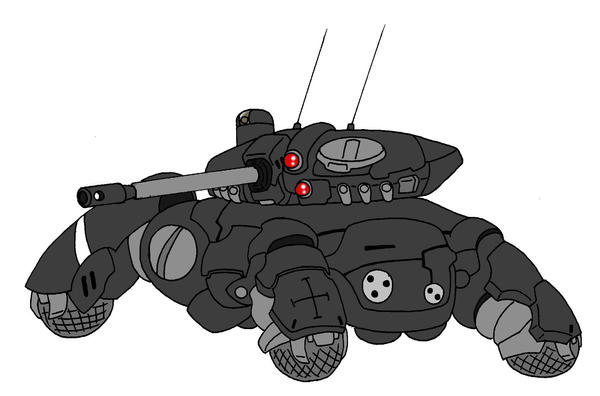 Hellbent: Tartaran Tank by KillerWatt