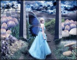 Moonlit walk