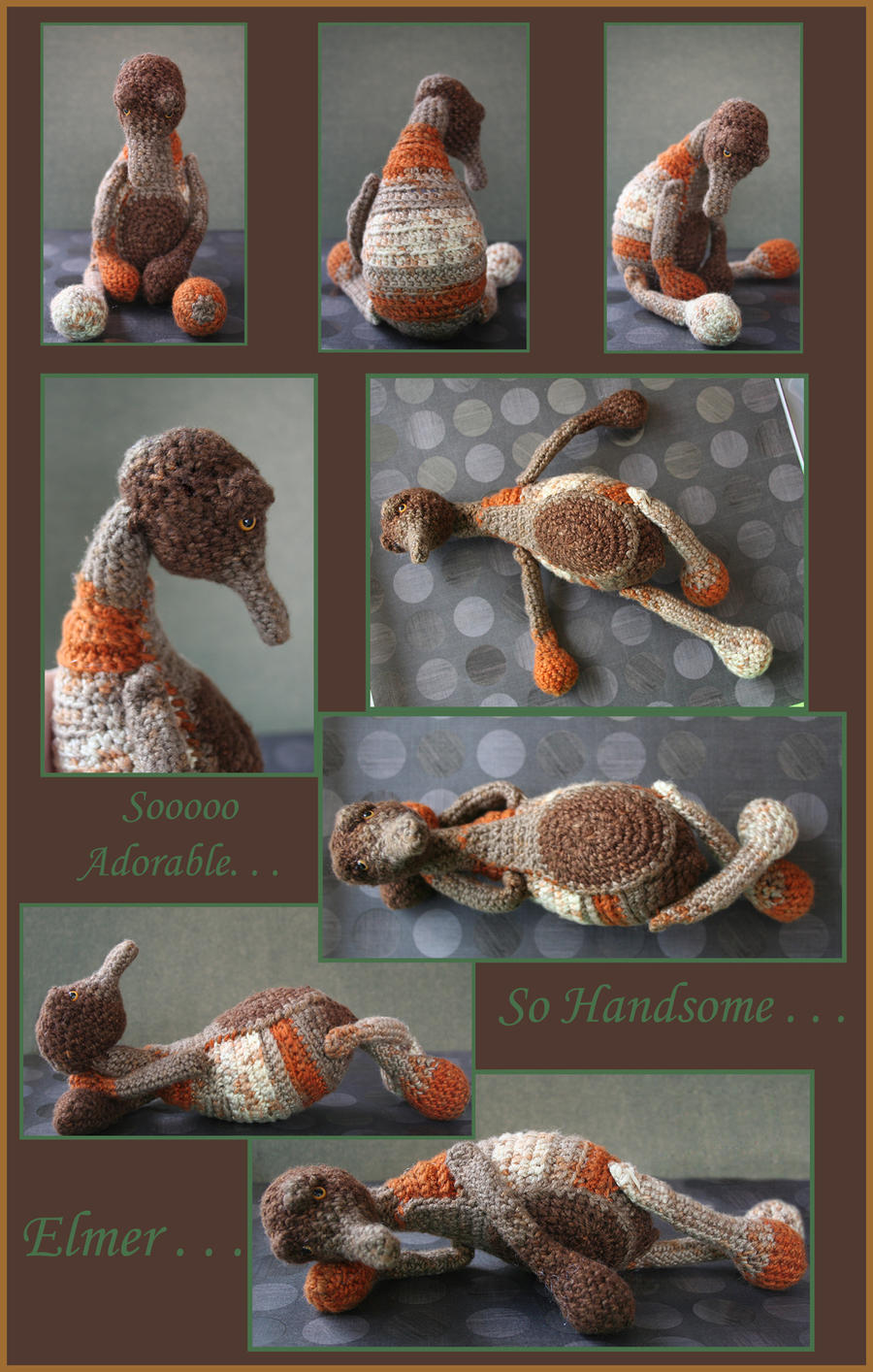 Elmer the real Elmer by DarkRaven17