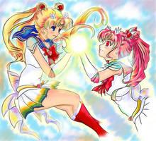 Hope - Sailor Moon by SincerelyRose