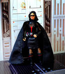 Scaled down Barbie Darth Vader by mousedroid-hoojib