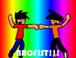 Brofist by FireSonosuke