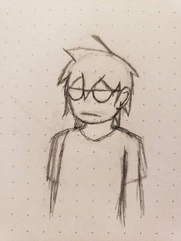Post-midnight doodle by FireSonosuke
