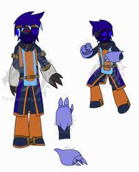 Bline Karjo, Frost Crusader