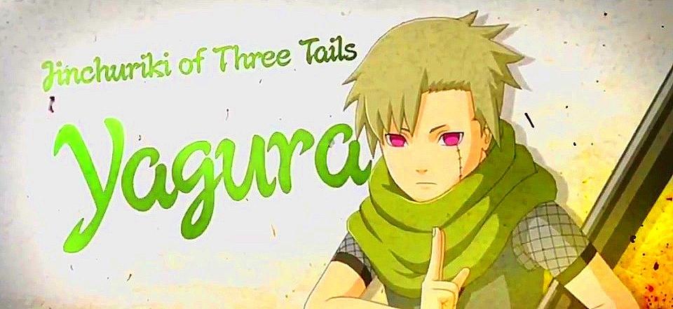 Jinchuriki of Three Tails - Yagura by 1Sai3 on DeviantArt