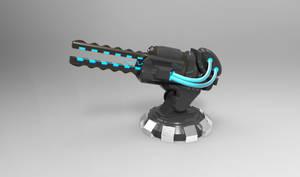 Electric turret