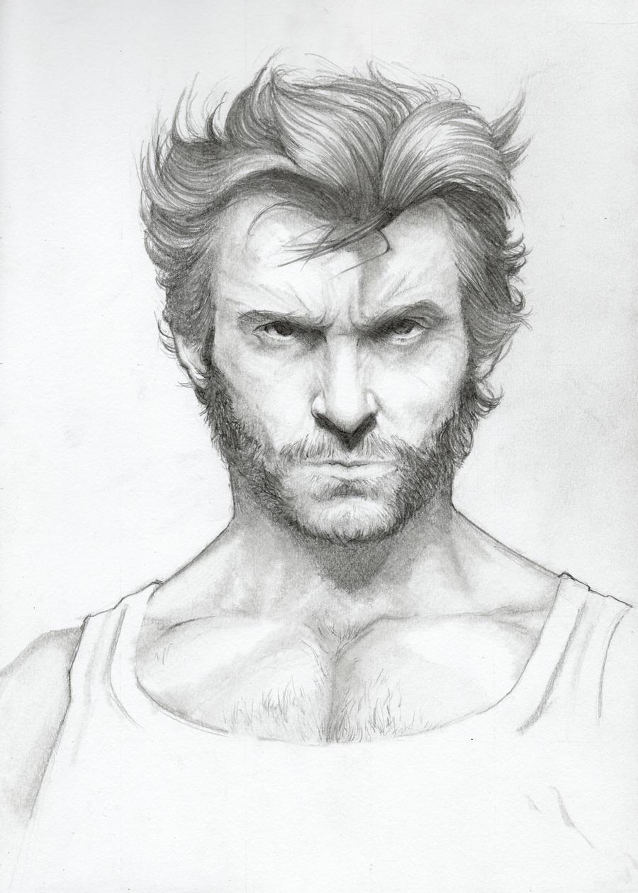 Yannweaponx se lance dans le comics buzz comics le - Wolverine dessin ...