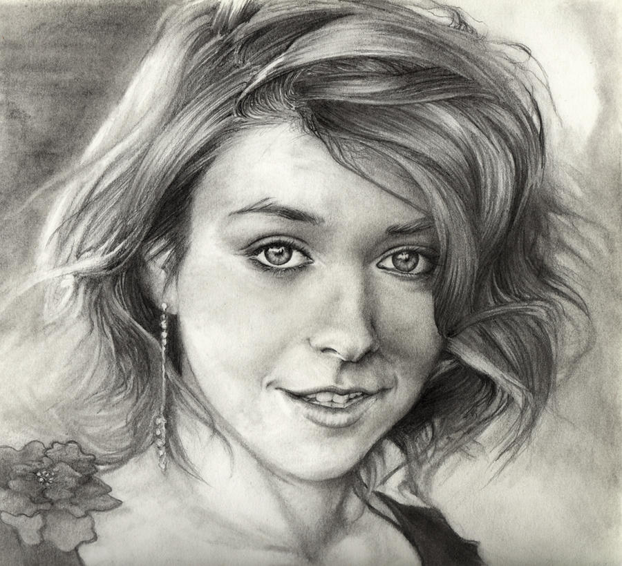 Alyson Hannigan 2 by YannWeaponX