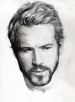 Ryan Reynolds by YannWeaponX