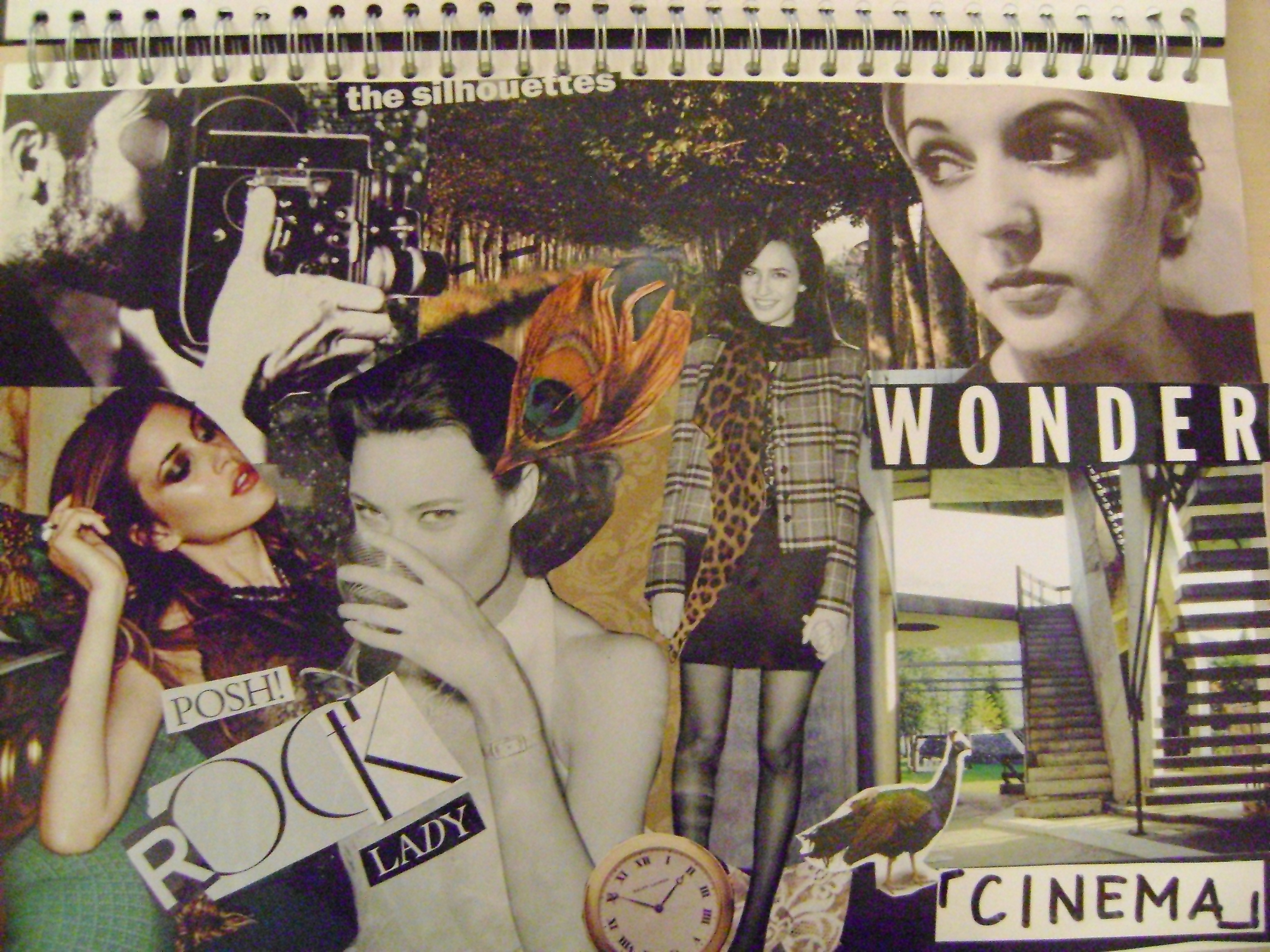 Mood Board Fashion Tumblr