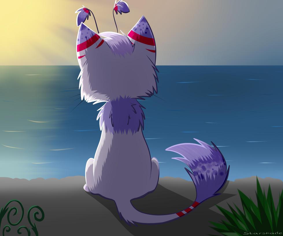 Shuim by Lesik-Starshade-cat