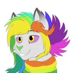 Rainbow by Lesik-Starshade