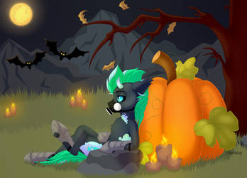Halloween by Lesik-Starshade