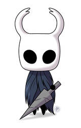 Hollow-Knight by Lesik-Starshade