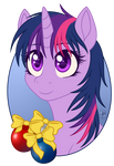 Twilight Sparkle by L-Starshade