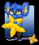 My Star [YCH] by L-Starshade