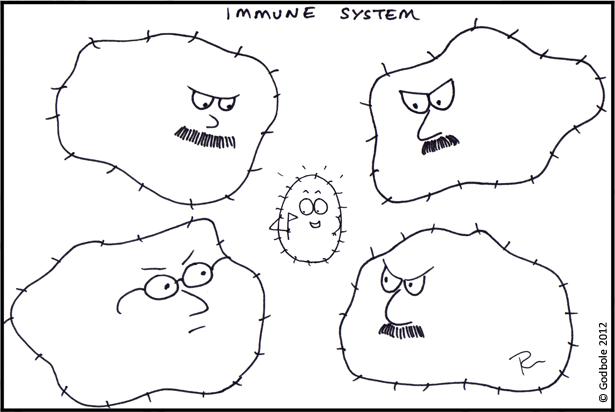 Immune System by Moraxella on DeviantArt