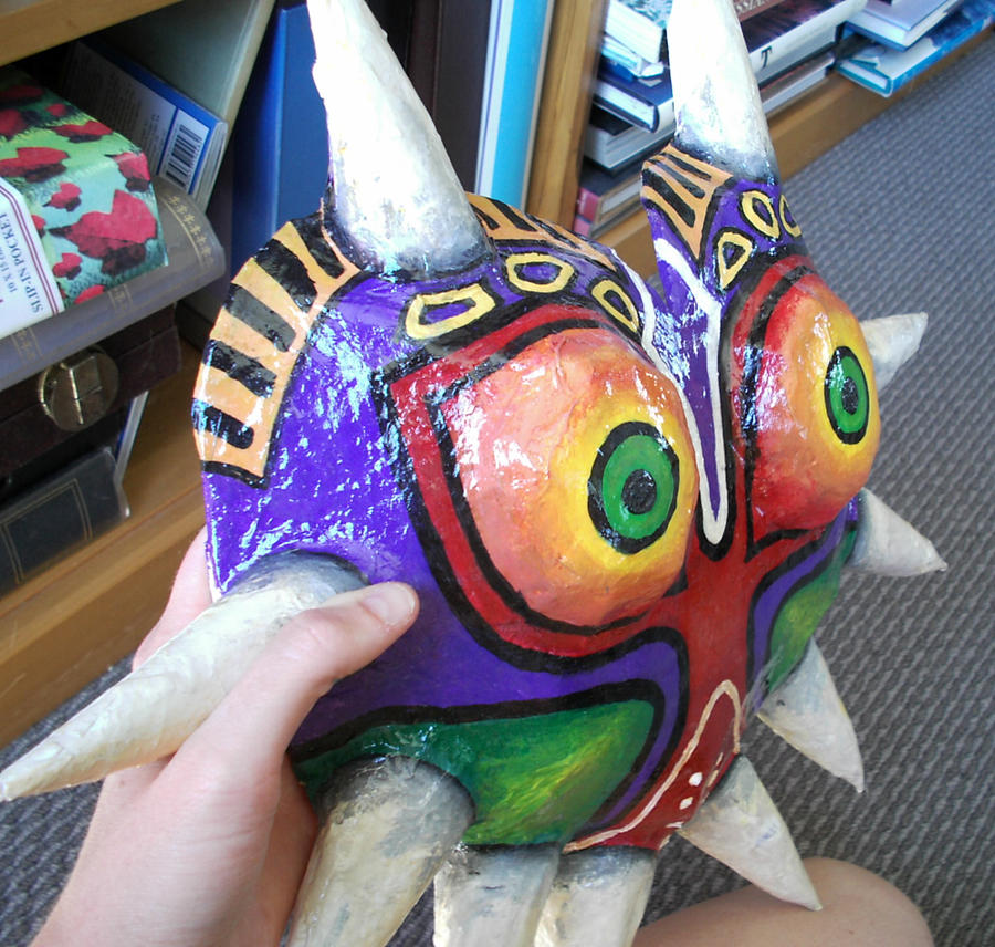 Majora's Mask - Side by Geek-Girl-Fi