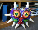 Majora's Mask - Propped up