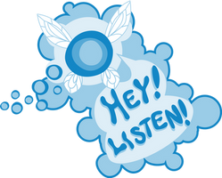 Navi says HEY LISTEN!