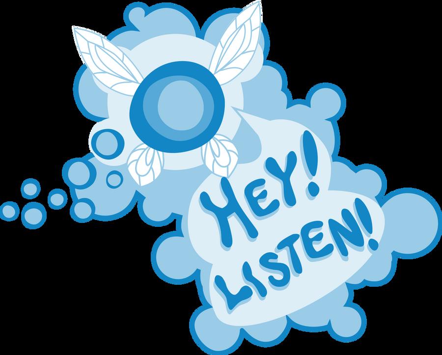 Navi says HEY LISTEN! by Geek-Girl-Fi