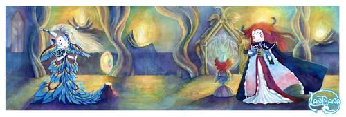 The Dark Kingdom (promotion) by LunaSelenium