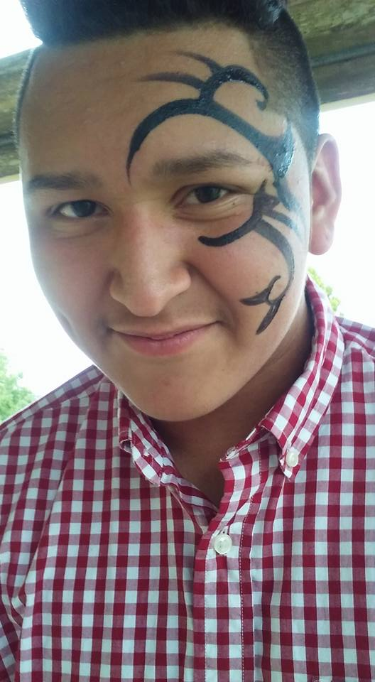 175e8dbbe mike tyson face paint by funfacesballoon on DeviantArt