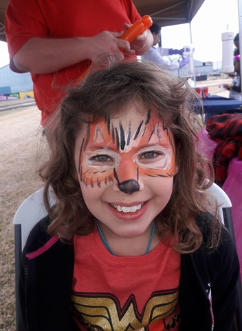 fox face paint by funfacesballoon ...  sc 1 st  DeviantArt & fox face paint by funfacesballoon on DeviantArt
