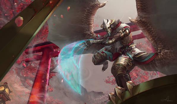 dragondude reapermonk