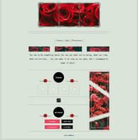 f2u - red rose non-core custombox by Tarba-Yelemel