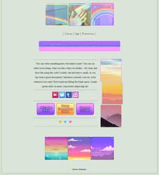f2u - colorful sunset non-core custombox by Tarba-Yelemel