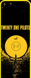 twenty one pilots Trench - f2u by Tarba-Yelemel