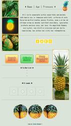 f2u - pineapples non-core custombox