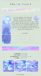 f2u - holographic cds non-core custombox