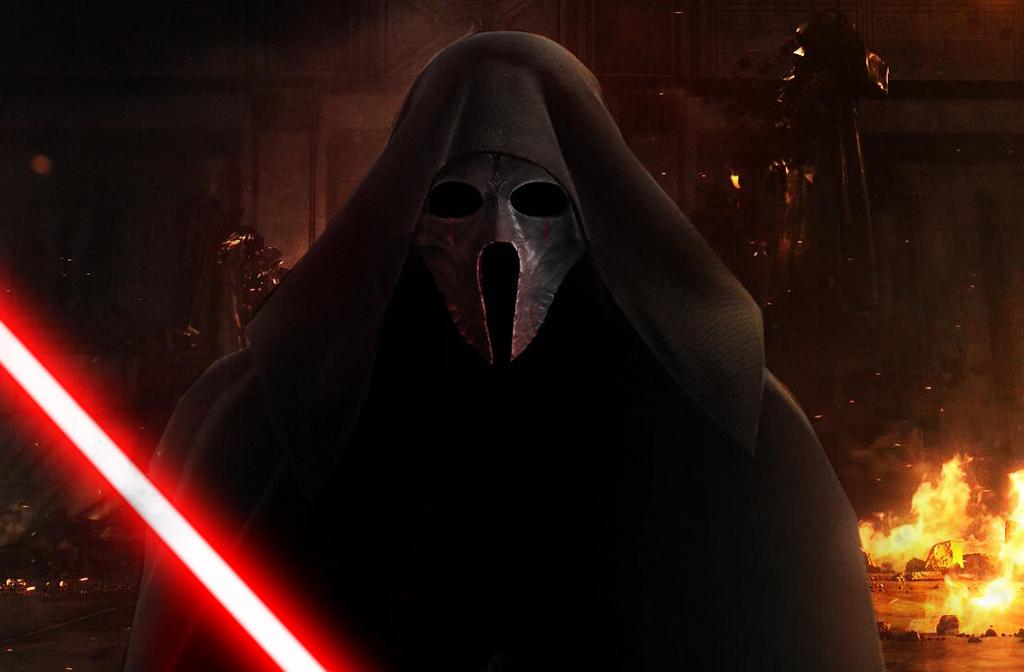 Sith Lord V2 By JadenTracyn