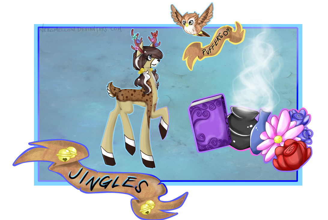 Character Card Jingles by TechTalkPony
