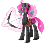 Pink Changeling