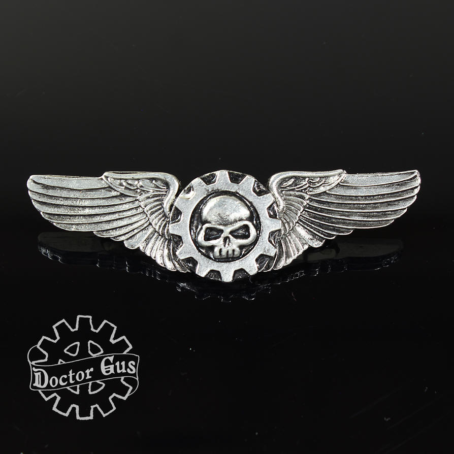 Mechanicus Wings by Doctor-Gus