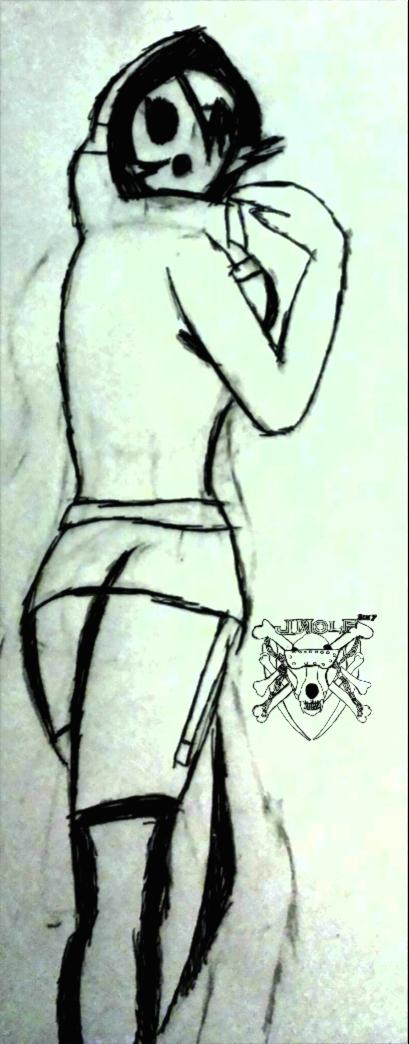 Inktober 12 Venus Doom by Justicewolf337