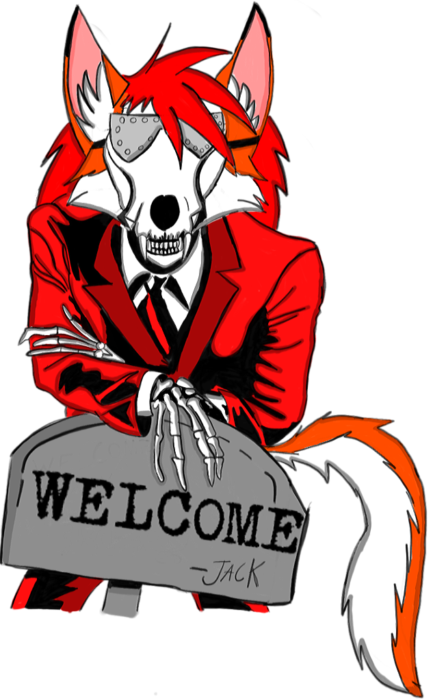 Welcome to JWolf337 World Jack W. Fox by Justicewolf337