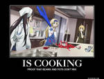 [IS Demo] IS Cooking