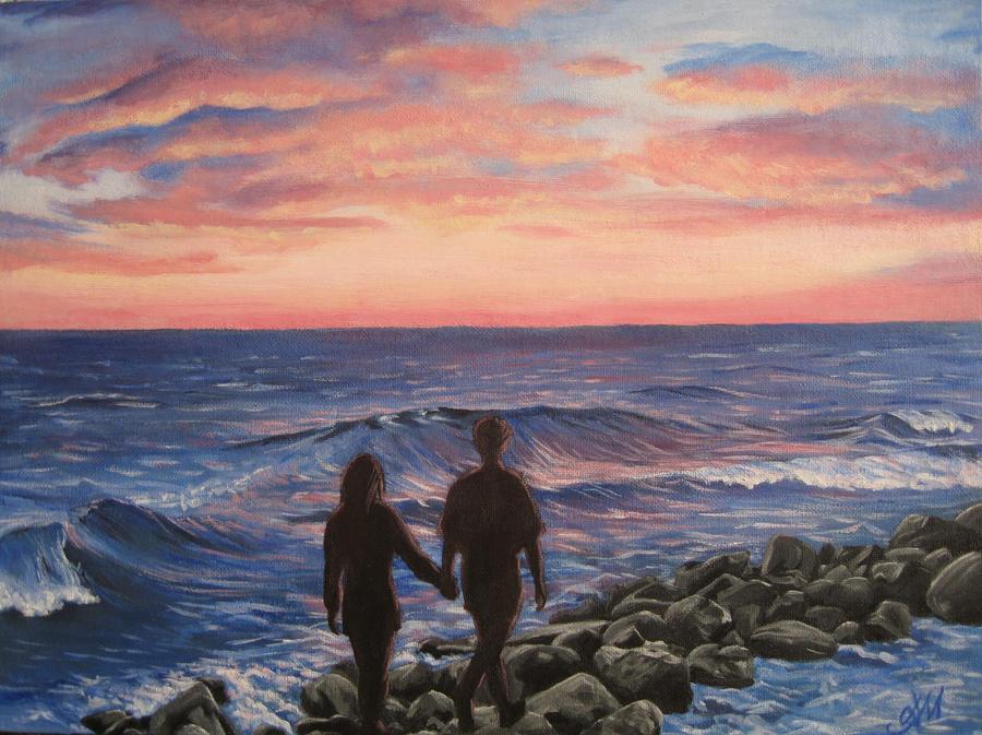 Sunset by daina-art