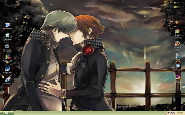 Desktop Screenshot by SoujiXYosuke-fanclub