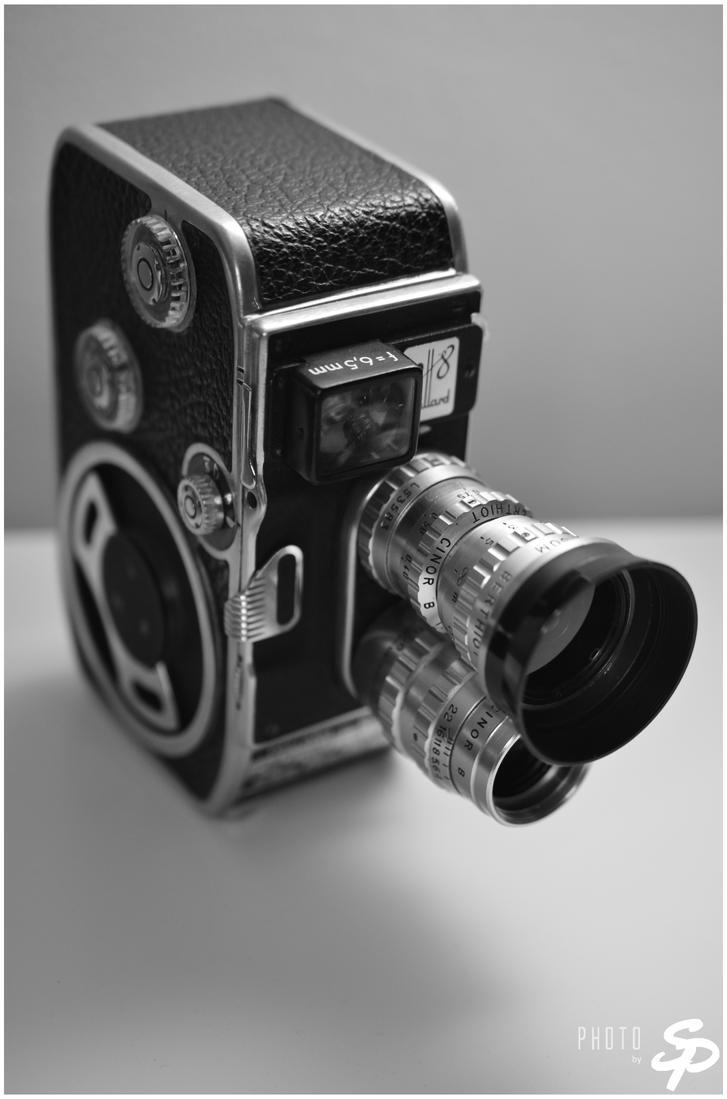camera super 8 paillard bolex b8 by sliylh on deviantart. Black Bedroom Furniture Sets. Home Design Ideas
