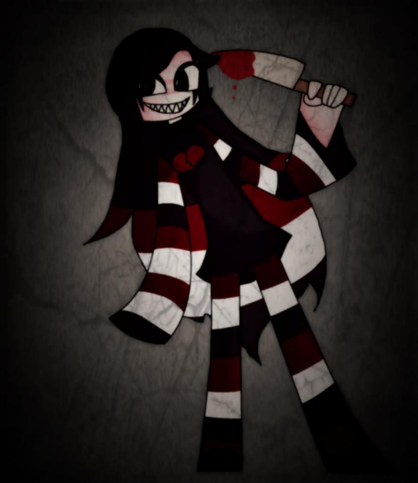 Sin The Clown 3 by MayaBlue77
