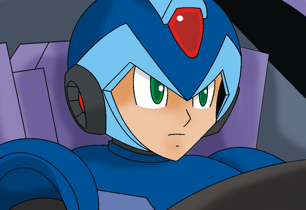 MMX4 X's Ending by MegamanX-2009