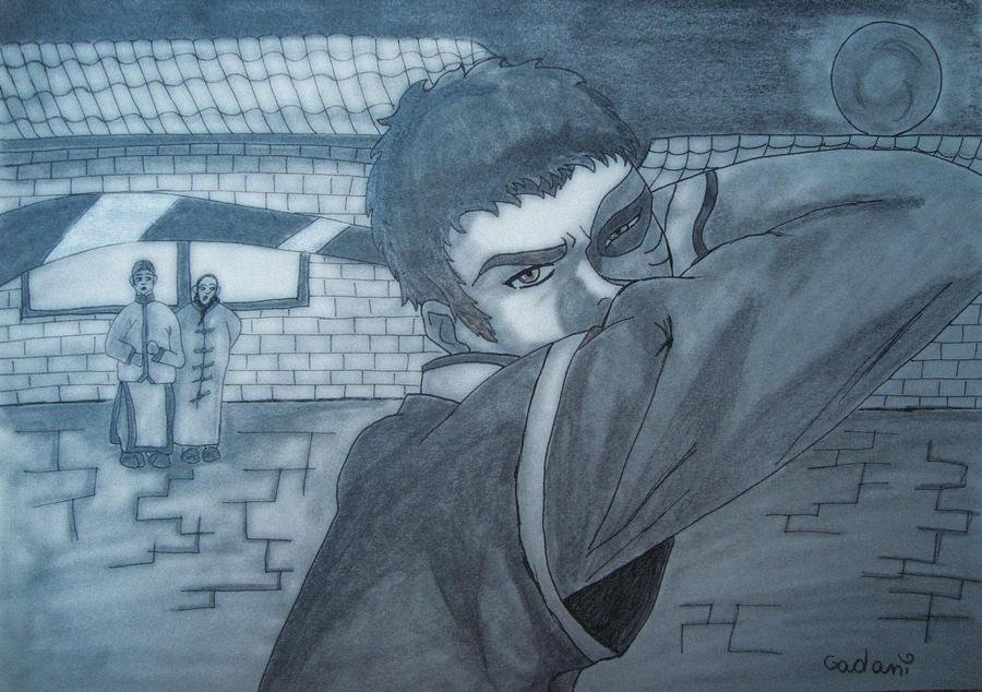 Zuko - Fight by Gadani13